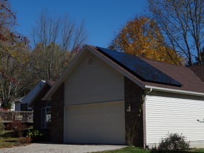 2 KW PV SYSTEM (ROOF MOUNT)