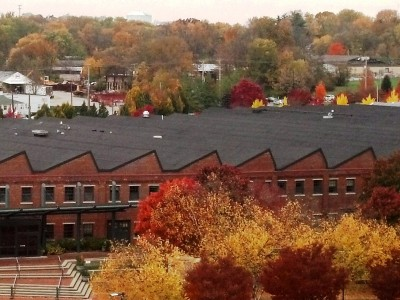 63 KW PV SYSTEM At Showers Building, Monroe County