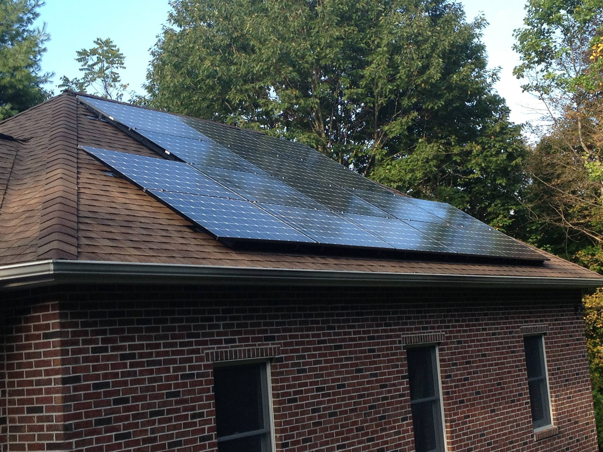 4 KW PV SYSTEM (ROOF MOUNT)