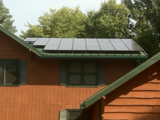 6 KW PV SYSTEM (ROOF MOUNT)