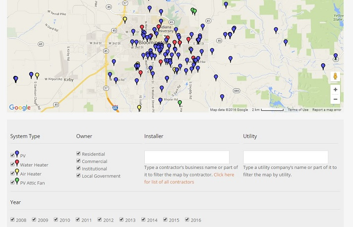 SIREN Unveils Redesigned Solar Map